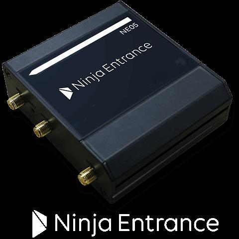 オートロック用スマートロック NinjaEntrance/ニンジャエントランス